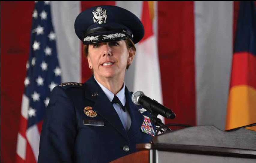 All Things Soldier: Honoring General Lori Robinson, (Ret) A Four Star General, A Wife, And A Mom