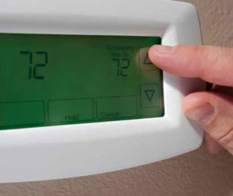 Turn Up The Thermostat