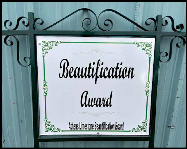 Beautification Award Judging Back On For 2021