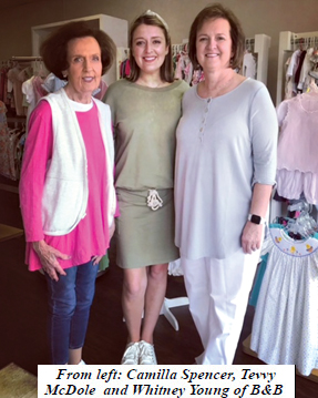 Belles And Beaus On Jefferson: Charming, Affordable Children's Wear