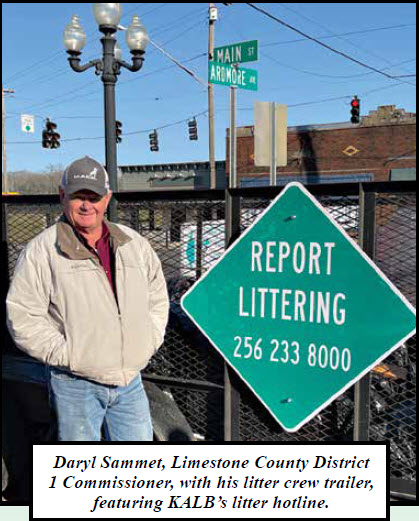 Litter: If You See Something, Say Something!