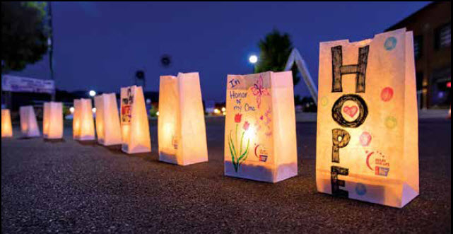 What Makes Ronnie Roll: Relay For Life Returns