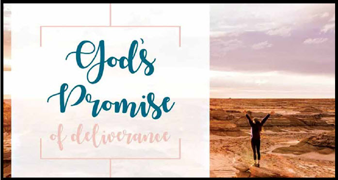 God's Promise Of Deliverance