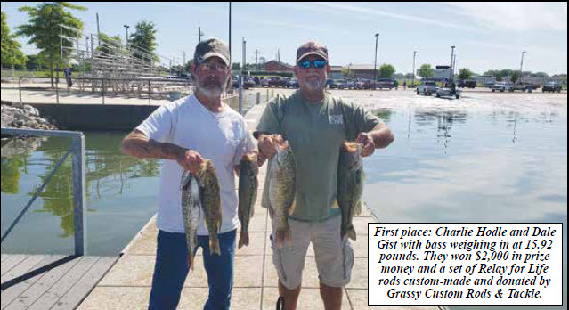 Athens Relay Team Fishes For A Cure At Annual Fundraiser Tournament