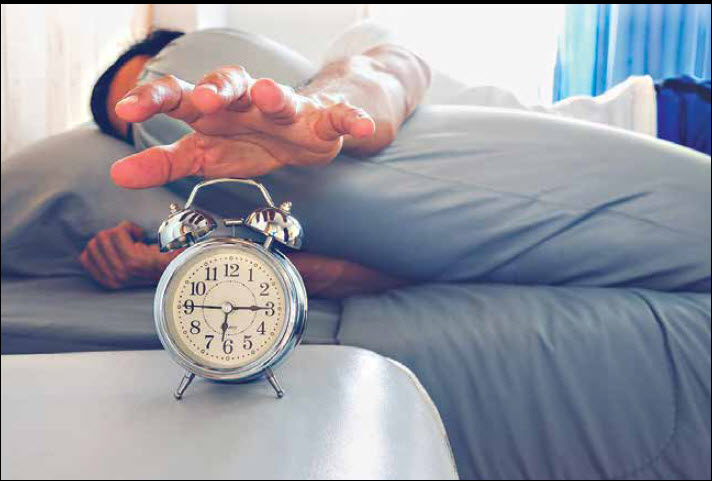 Don't Sleep On Insomnia: Tips To Help You Get More Sleep