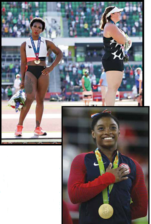 Publisher's Point: A Tale Of Two Olympians