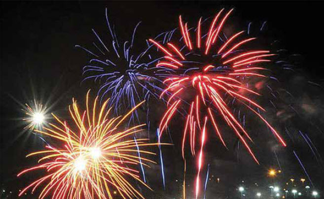 Information from the City of Athens regarding Fourth of July