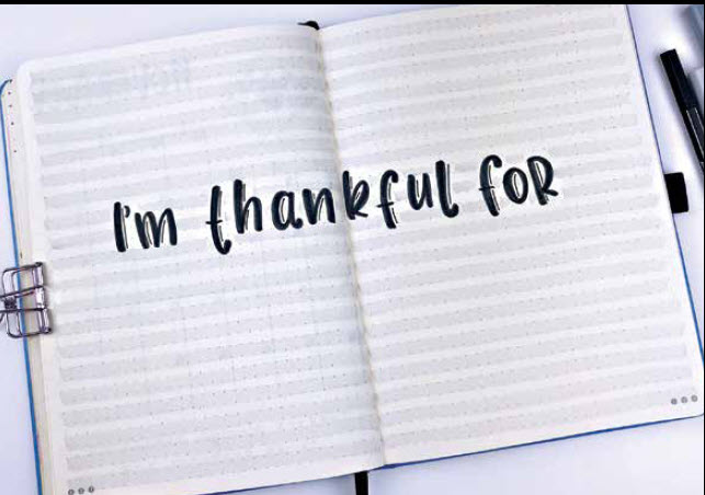 I Am So Thankful For…