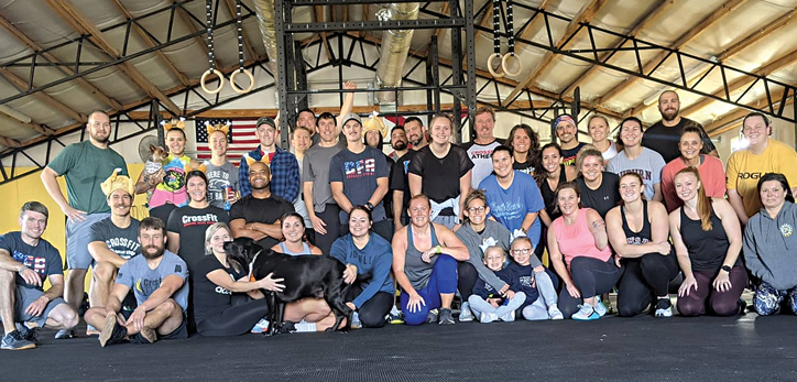 CrossFit Athens: Clean Food, Functional Fitness, And Community