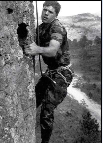 Meet SFC Sergeant First Class James (Jim) Ripley