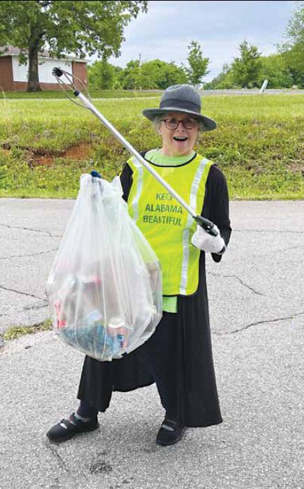 Litter Prevention – Holding The Bag