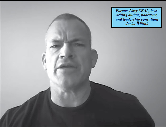 """All Things Soldier: Why Jocko Willink HAD """"To Be"""" In The Oval Office, If Only For A Day"""